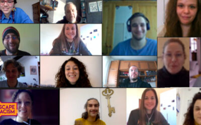 Telling you our 2nd Transnational Project Meeting